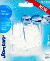 Зубная нить Jordan 3 в 1 (36 шт) -