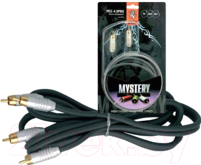 Кабель Mystery MSC-4.0PRO