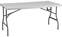 Стол складной Седия Складной 152x76x74 (белый) -