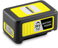 Аккумулятор для электроинструмента Karcher Battery Power 36/25 / 2.445-030.0 -
