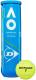 Набор теннисных мячей DUNLOP Australian Open / 622DN601356 -