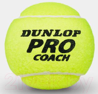 Набор теннисных мячей DUNLOP Pro Coach / 622DN601329