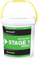 Набор теннисных мячей DUNLOP Stage / 622DN601342 -