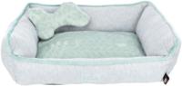 Лежанка для животных Trixie Junior 38250 (серый/ментоловый) -
