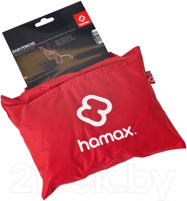 Дождевик на велокресло Hamax Rain Poncho / HAM590002