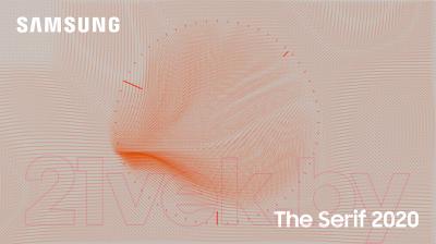 Телевизор Samsung QE43LS01TAUXRU