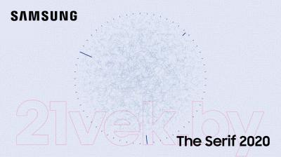 Телевизор Samsung QE55LS01TBUXRU