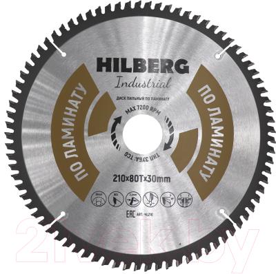 Пильный диск Hilberg HL210