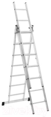 Лестница-стремянка Dogrular Ufuk Pro 41131500