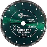 Отрезной диск алмазный Trio Diamond TP176 -