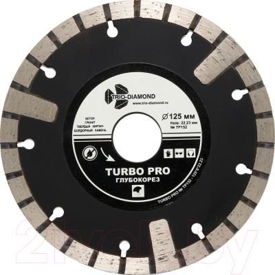 Отрезной диск алмазный Trio Diamond TP152