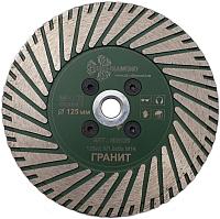 Отрезной диск алмазный Trio Diamond MG125 -