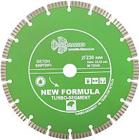 Отрезной диск алмазный Trio Diamond TS306 -