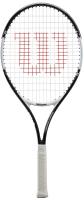 Теннисная ракетка Wilson Roger Federer 21 Gr00000 / WR028510U (белый/черный) -