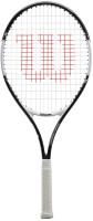 Теннисная ракетка Wilson Roger Federer 25 Gr00 / WR028310U (белый/черный) -