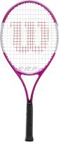 Теннисная ракетка Wilson Ultra Pink21 GR00000 / WR028010U (розовый/белый/черный) -