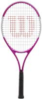 Теннисная ракетка Wilson Ultra Pink23 GR0000 / WR027910U (розовый/белый/черный) -