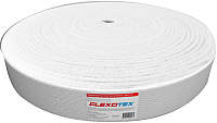 Лента демпферная Flexotex 10x100мм (25м) -