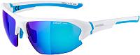 Очки солнцезащитные Alpina Sports Lyron HR / A86323-10 (белый матовый) -