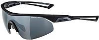 Очки солнцезащитные Alpina Sports Nylos Shield / A86343-35 (черный матовый) -