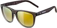 Очки солнцезащитные Alpina Sports Ranom / A85733-25 (серый матовый градиен/розовое золото) -