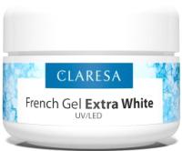 Моделирующий гель для ногтей Claresa Builder Gel Extra White (15мл) -