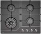 Газовая варочная панель Akpo PGA 604 FGC BL Turbo -