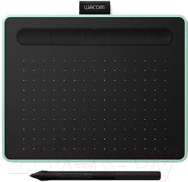 Графический планшет Wacom Intuos S Bluetooth Pistachio / CTL-4100WLE-N