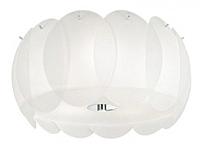 Потолочный светильник Ideal Lux Ovalino PL5 Bianco / 93963 -