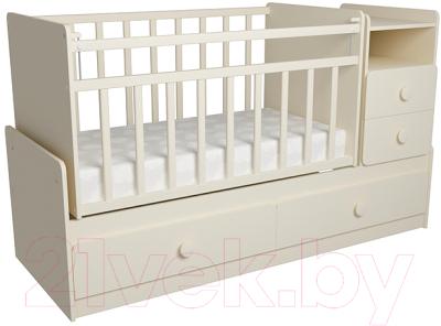 Детская кровать-трансформер ФА-Мебель Алеся