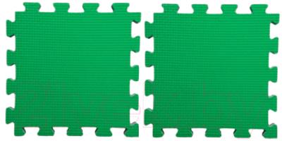 Гимнастический мат Midzumi №2 Будо-мат (зеленый)