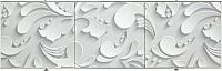 Экран для ванны Comfort Alumin Ажур 3D 150x50 -