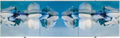 Экран для ванны Comfort Alumin СПА 3D 170x50