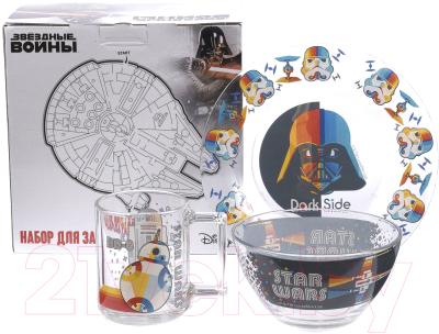 Набор столовой посуды ОСЗ Star Wars / 18с2055ДЗStarWars
