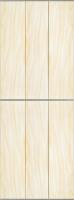 Экран-дверка Comfort Alumin Волна персиковая 73x200 -