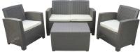 Комплект садовой мебели Sundays Alibi 1806-136B (коричневый) -