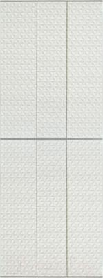 Экран-дверка Comfort Alumin Сеньора 73x200