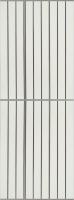 Экран-дверка Comfort Alumin Серебряная (10) 73x200 -