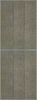 Экран-дверка Comfort Alumin Тропическая ночь 73x200 -