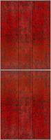 Экран-дверка Comfort Alumin Бордовый 83x200 -