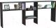 Надстройка для стола MFMaster Тандем-2 / МСТ-НСТ-02-ВМ-16 (венге) -