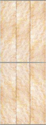 Экран-дверка Comfort Alumin Мрамор коралл 83x200