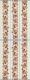 Экран-дверка Comfort Alumin Сеньора Орхидея 83x200 -