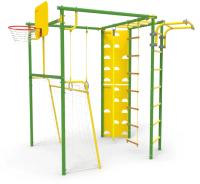 Игровой комплекс Rokids Атлет-Т УДСК-7 (зеленый) -