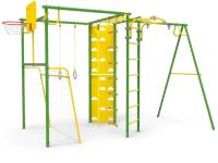 Игровой комплекс Rokids Атлет-К УДСК-7.2 (зеленый) -
