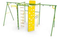 Игровой комплекс Rokids Атлет-К2 УДСК-7.3 (зеленый) -
