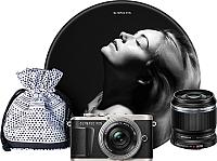 Беззеркальный фотоаппарат Olympus PEN E-PL9 Get Ready Kit 14-42mm EZ + 30mm Macro (+ мешочек и отражатель) -