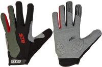 Перчатки велосипедные STG Х87906-М (M) -