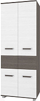 Шкаф Modern Виора В22 (анкор темный/анкор светлый) -