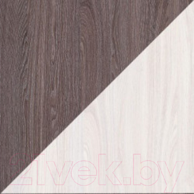 Комод Modern Виора В88 (анкор темный/анкор светлый)